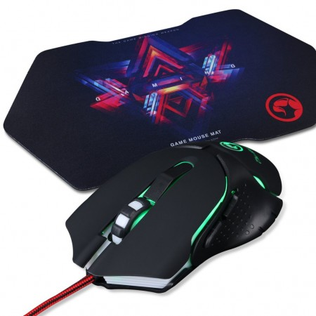 Marvo Gaming miš i podloga set M309 + G7