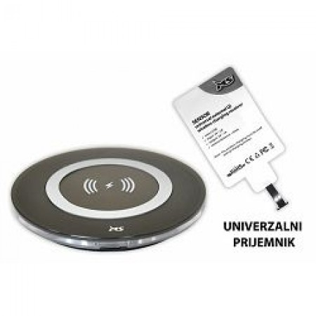 MS Bežični Punjač Sensor Srebreni