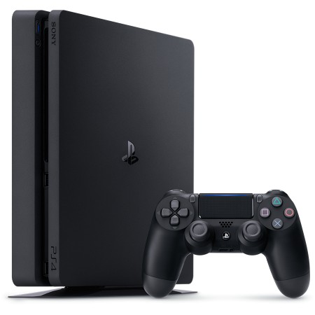 Konzola Playstation 4 500GB Slim F Chassis Black