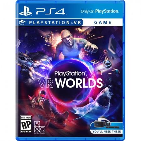 Playstation  VR Worlds / PS4 VR