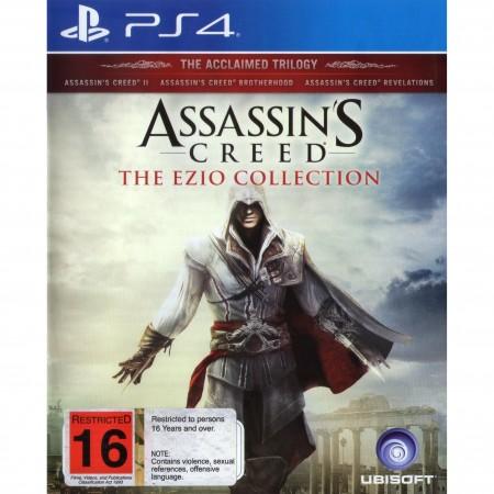Assasins Creed Ezio Collection /PS4