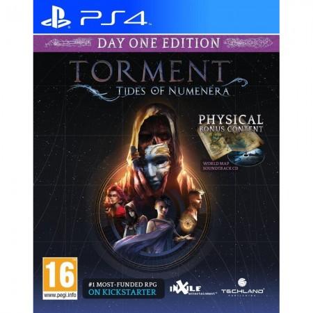 Torment Tides of Numenera /PS4