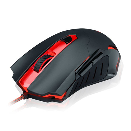 ReDragon - Gaming miš + tastatura + podloga + slušalice Waveimpact S103 Combo