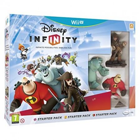 Disney Infinity Starter Pack /WII U