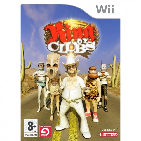 King of clubs /WII