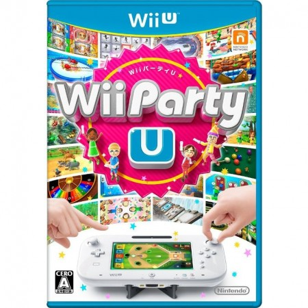 wii u Party /WII U