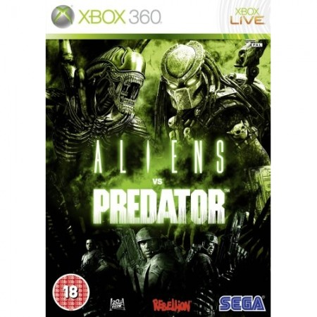 Aliens vs Predator /X360