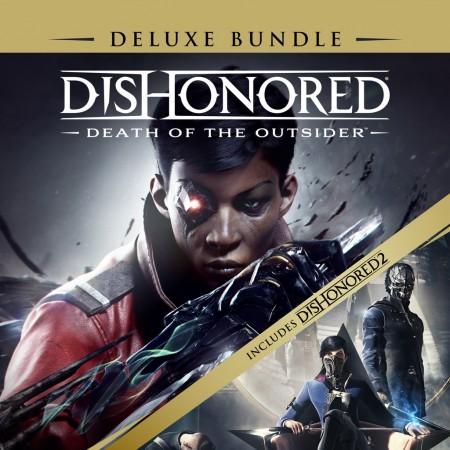 Dishonored 1/Dishonored 2 Bundle /PS4
