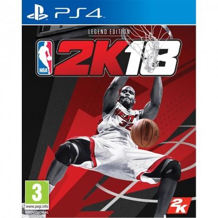 NBA 2K18 SHAQ LEGEND EDITION PS4