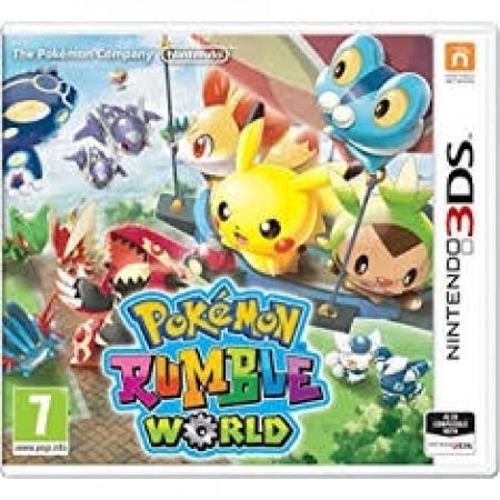 Pokemon Rumble World /3DS