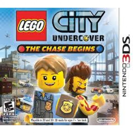 Lego City Undercover / 3DS