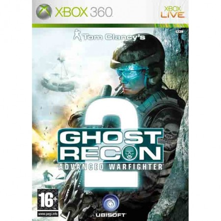 Ghost Recon 2 Advanced warfighter /Xbox 360