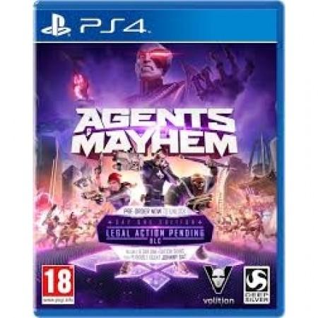 Agents Of Mayhem /PS4