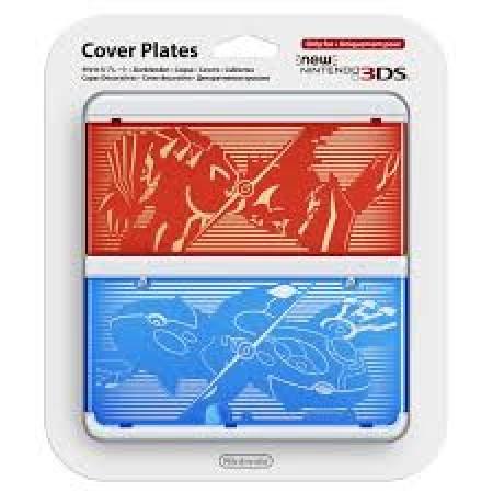 Nintendo New 3DS Coverplate - 009 Pokemon Ruby Sapphire