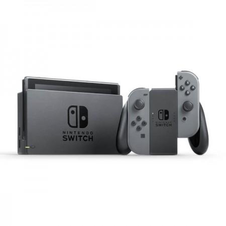 Konzola Nintendo Switch - grey Joy-Con
