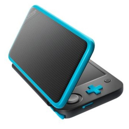 Konzola Nintendo 2DS XL -  Black and Blue