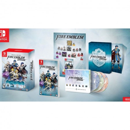 Fire Emblem Warriors Limited Edition /Switch