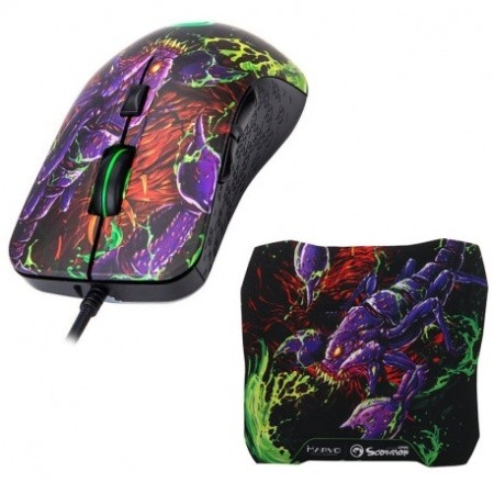 Marvo Gaming miš i podloga set G932+G20