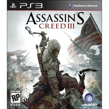 Assassins Creed 3 /PS3 - USED