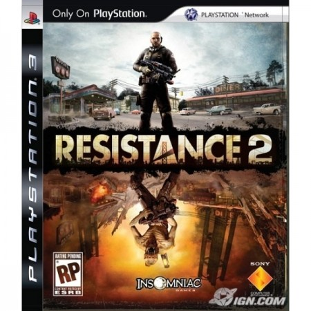 Resistance 2 / PS3 - USED
