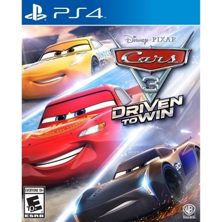 Cars 3 Driven to Win /PS4