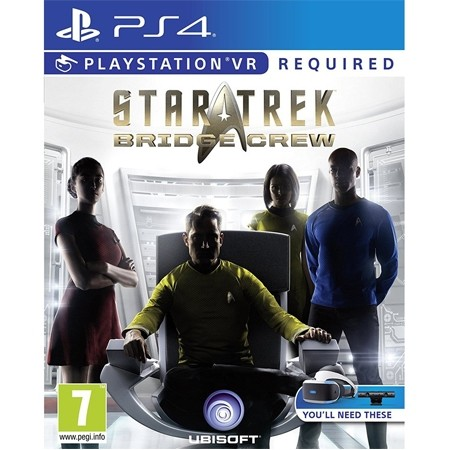 Star Trek Bridge Crew VR /PS4