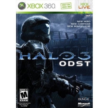Halo 3 ODST /X360