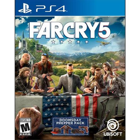 Far Cry 5  /PS4