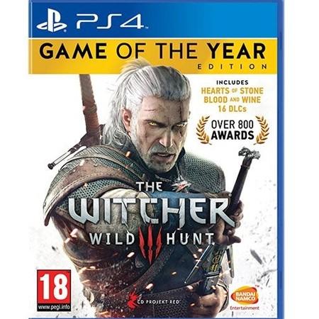 The Witcher 3 - Wild Hunt GOTY /PS4