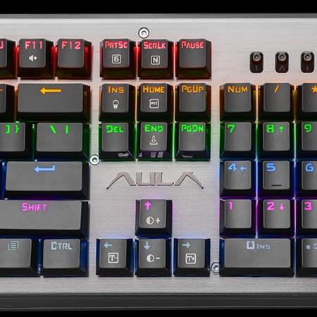AULA Mechanical Assault Wired Keyboard