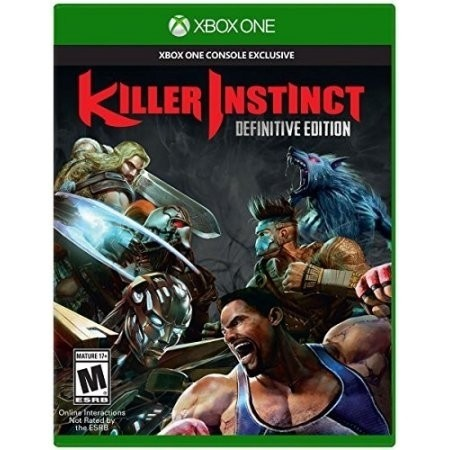 Killer Instinct Definitive Edition /XBOX One