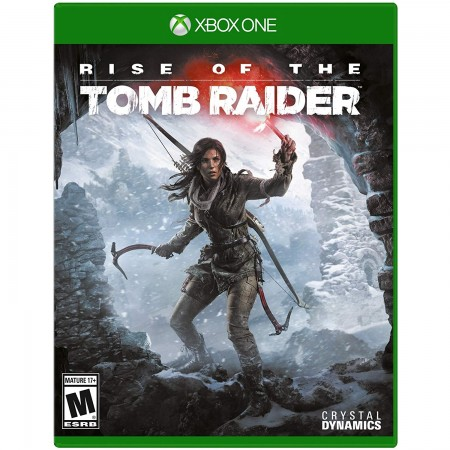 Rise of Tomb Raider /Xbox1