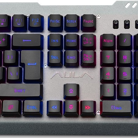 ACME AULA Moon Slasher Gaming Keyboard
