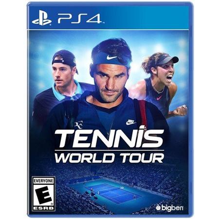 Tennis World Tour /PS4