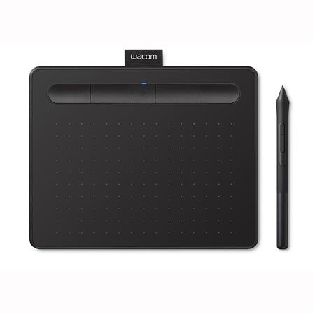 Wacom Grafički Tablet Intuos S Bluetooth Black