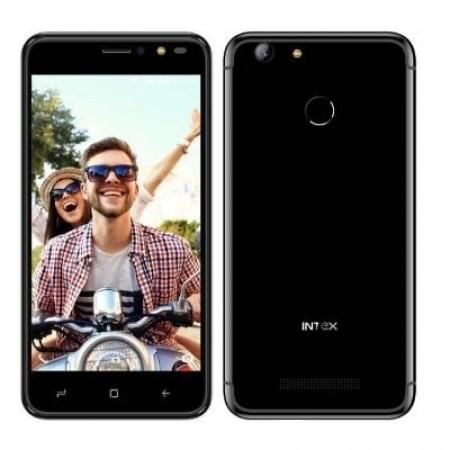 INTEX Smart Phone Aqua Lions X1-PLUS 4G Black