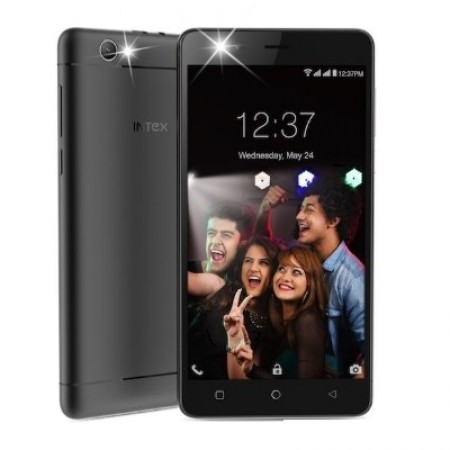INTEX Smart Phone Aqua Selfie 4G