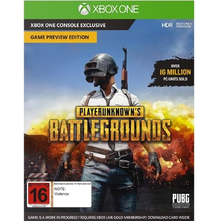 PlayerUnknowns Battlegrounds /XboxOne