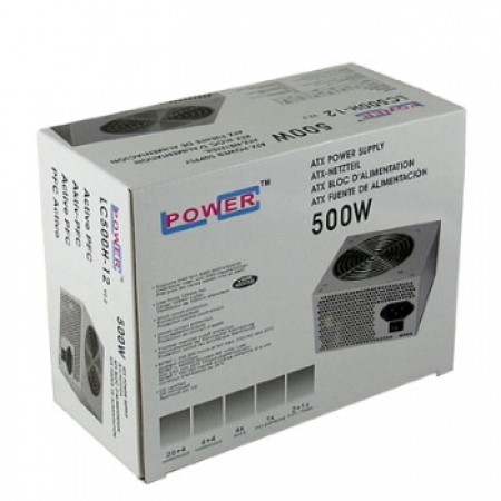 LC Power PSU Power 500W