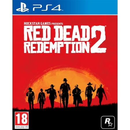 Red Dead Redemption 2 /PS4