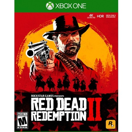 Red Dead Redemption 2 /XONE