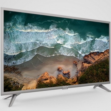 "43"" TESLA TV  43T319 FHD Silver"