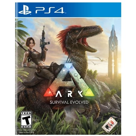 Ark Survival Evolved /PS4