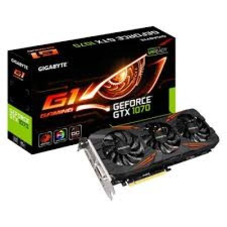 Gigabyte nVidia GeForce GTX 1070 8GB GVN1070G18-00-G2
