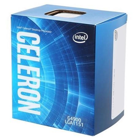 Intel Celeron Dual Core G4900 3.1GHz Tray