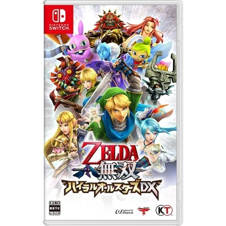 Hyrule Warriors Definitive Edition /Switch
