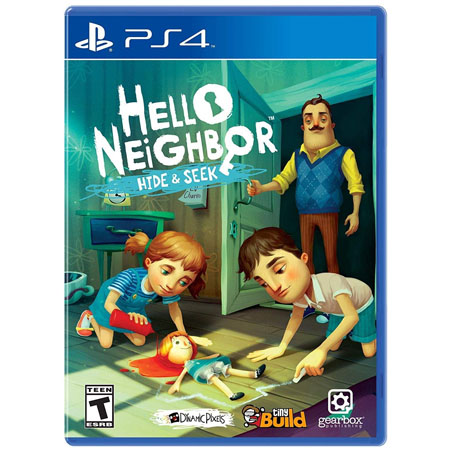 Hello Neighbor Hide and Seek /PS4