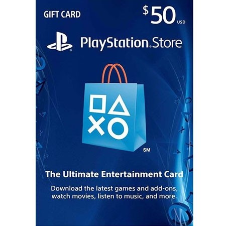 PSN USA dopuna kredita 50 USD /Digital Code