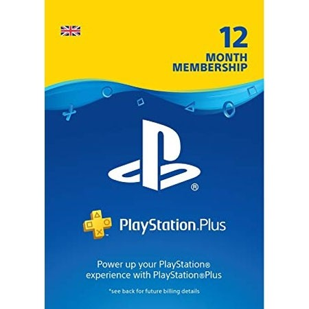 PSN Plus UK pretplata 12 mjeseca /Digital Code