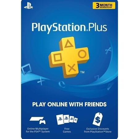 PSN Plus GER pretplata 3 mjeseca /Digital Code